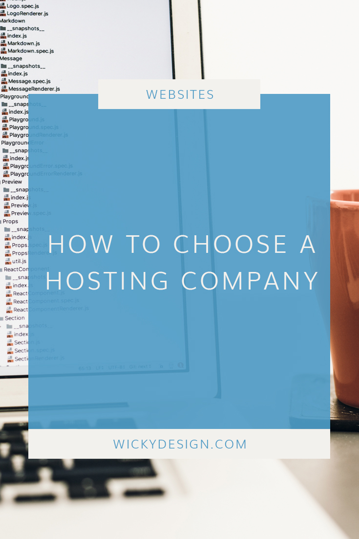 Website hosting options can be overwhelming. This article goes over key features you should look for when selecting a web host.