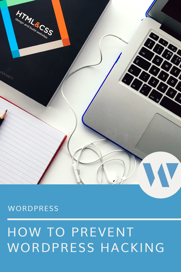 Wordpress accounts for about 20% of the websites online. Being such a popular platform also means that it's a target for hackers. Luckily, there are some simple steps you can take to make sure your website stays secure. #wordpress #websites #webdesign