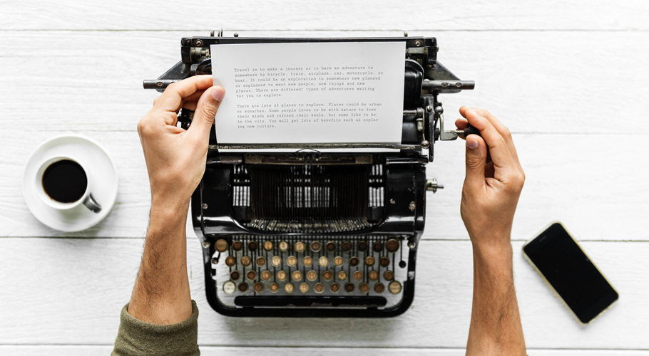 How To Embrace The Concept Of Storytelling In Your Web Copy