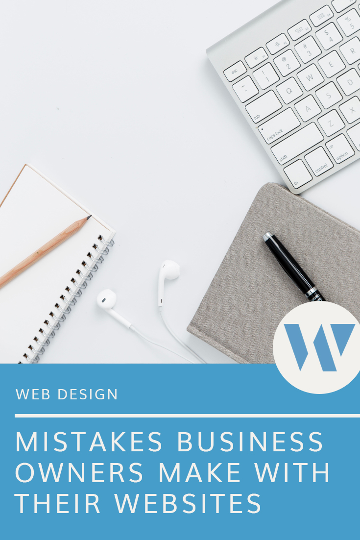 Are you making these mistakes with your business website?