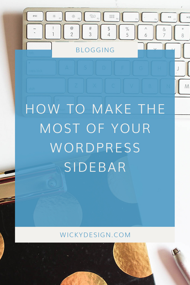 How to make the most of your WordPress sidebar