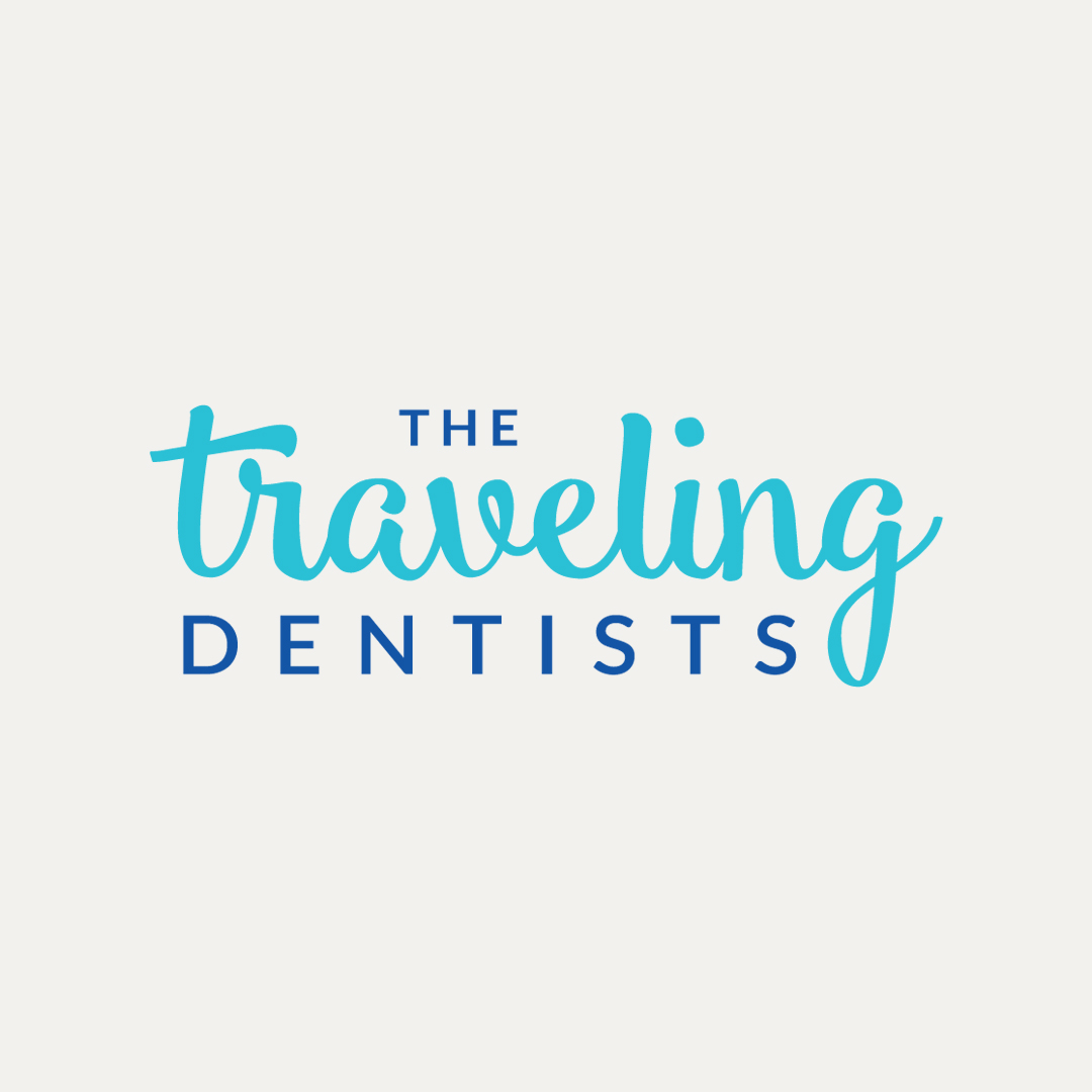 logo design for The Traveling Dentists in Bucks County, PA