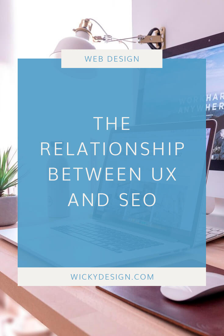 The relationship between UX and SEO