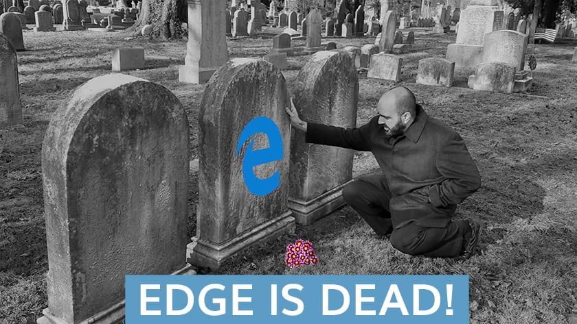 RIP Edge