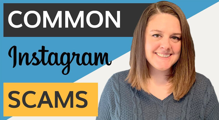 Common Instagram Scams
