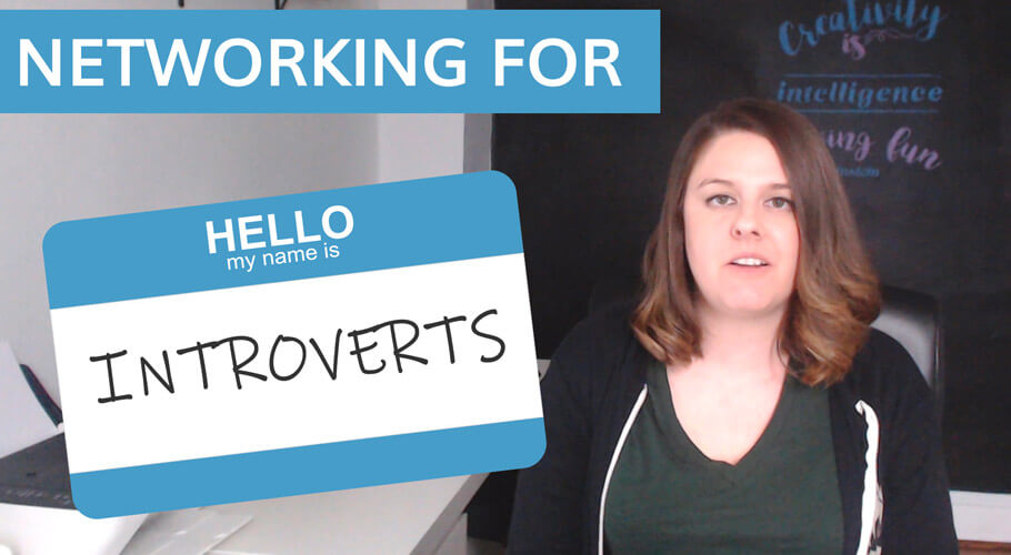Networking as an introvert