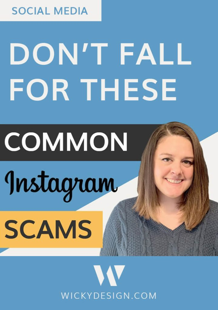 Don't fall for these common Instagram scams