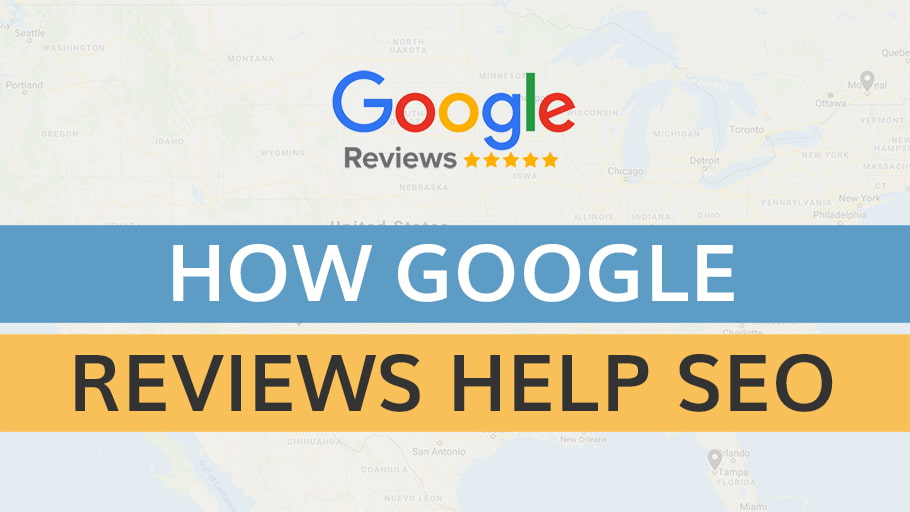 How Google reviews help SEO