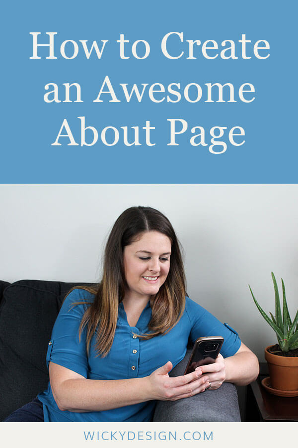 How to Create an Awesome About Page