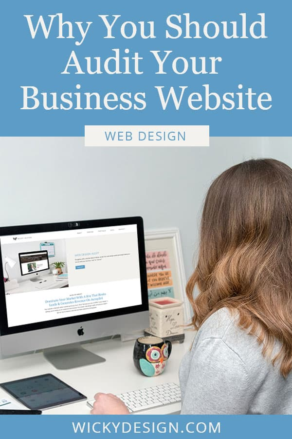 Why You Should Audit Your Business Website