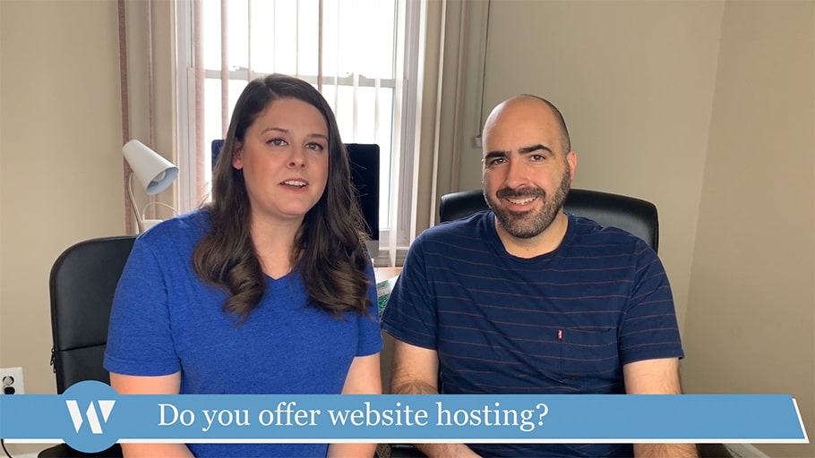 Do you offer website hosting?