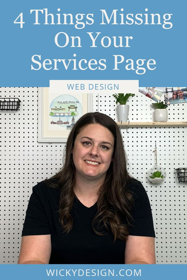 4 things missing on your services page
