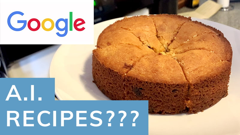 Google AI Cookie