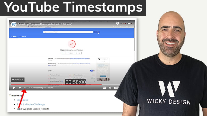 How To Add Timestamps To Embedded YouTube Videos