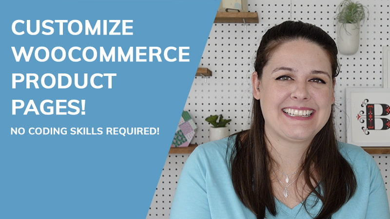 How to Style WooCommerce Product Pages